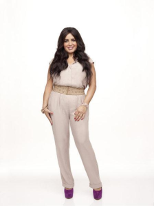 Mercedes Javid from Bravo's Shahs of Sunset