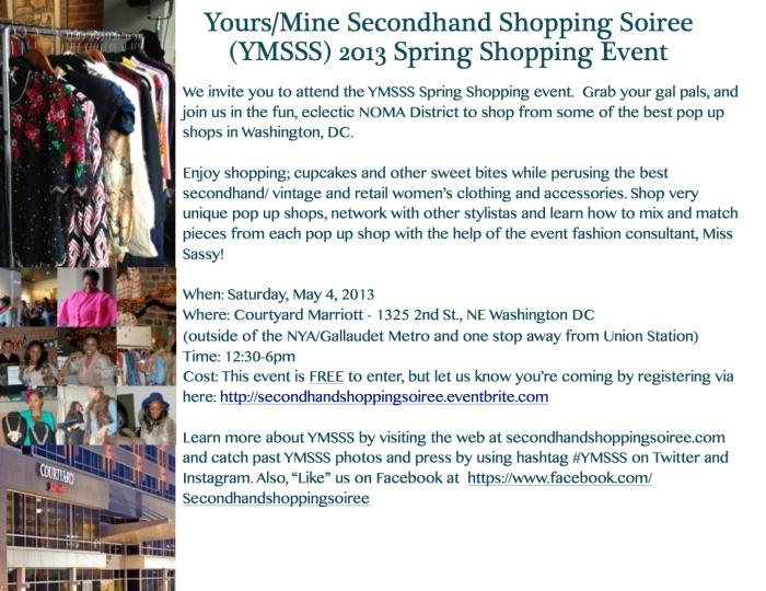 May 2013 - YMSSS